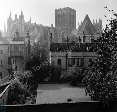 York Minster and Old Rectory House
